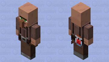 Villager Guard v2.0 Minecraft Mob Skin