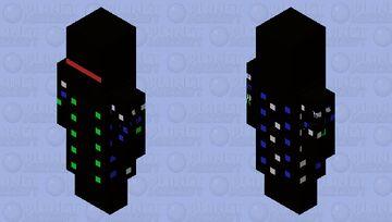 спецназ предателей(иллюзионист) Minecraft Mob Skin
