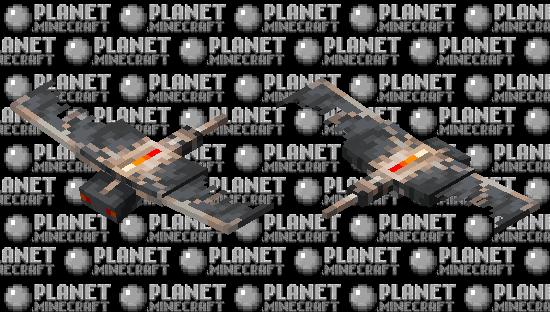 Furnace Phantom Minecraft Skin
