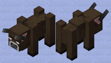 Bull / normal Minecraft Mob Skin