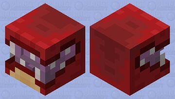 Not quite a lizard but not quite a blob… Minecraft Mob Skin