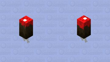 flying hunger point *NOT MONGUS* Minecraft Mob Skin