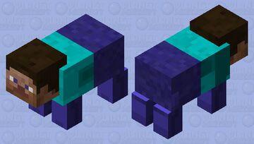 minecraft steave but pig Minecraft Mob Skin