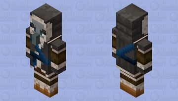 The Mountaineer (Retexture) (Variant 2) Minecraft Mob Skin