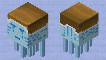 Ice Wizard Ghast [Biome Swap] Minecraft Mob Skin