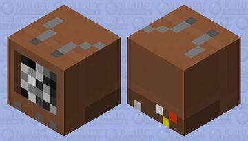 TV Slime Minecraft Mob Skin