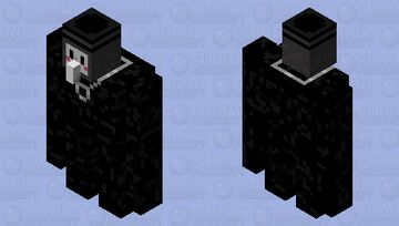 Squishable: Plague Doctor - Golem Minecraft Mob Skin