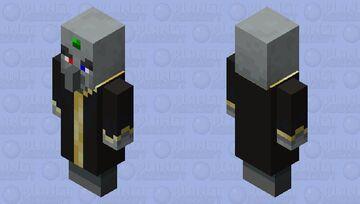 Dark illusioner Minecraft Mob Skin