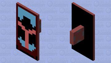 Nether Shield Minecraft Mob Skin