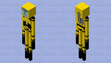 Scubaman (Summer Event submission) Minecraft Mob Skin