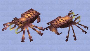 Lobster Minecraft Mob Skin
