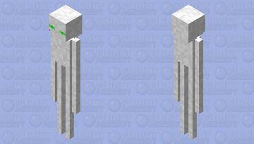 Enderman myth from 1.8 Minecraft Mob Skin