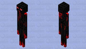 Vampiric Minecraft Mob Skin