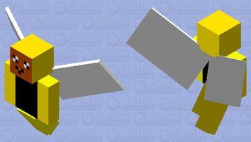 Bee vex Minecraft Mob Skin