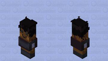 The Carol Minecraft Mob Skin