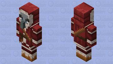 The Mountaineer (retexture) (Variant 3) Minecraft Mob Skin