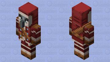 Minecraft dungeons armored mountaineer Minecraft Mob Skin