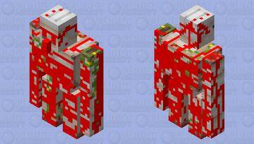 Blood Golem Minecraft Mob Skin