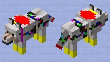 WolfGang (better) Minecraft Mob Skin