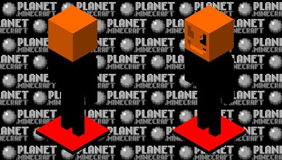 Monstrous Armor stand Minecraft Skin