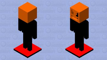 Monstrous Armor stand Minecraft Mob Skin