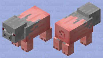Illager Pig Minecraft Mob Skin
