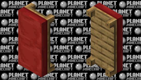 Red Sofa Minecraft Skin