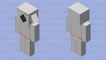 zombified... BOT? Minecraft Mob Skin