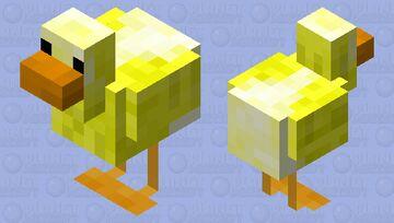 duck? Minecraft Mob Skin