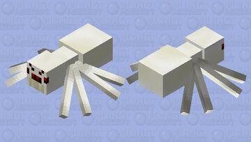 pider Minecraft Mob Skin