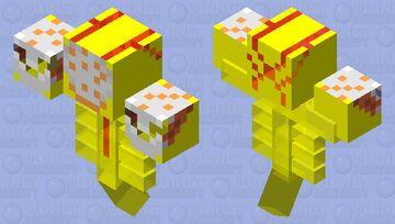 dream - phase 8 Minecraft Mob Skin
