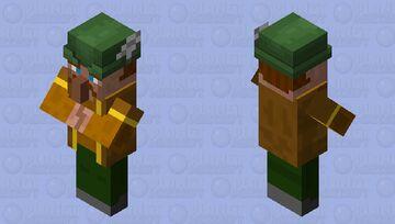 Morshu Villager Minecraft Mob Skin