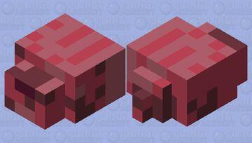 Nethermite Minecraft Mob Skin