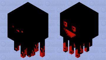 ghast? ar U ok? Minecraft Mob Skin
