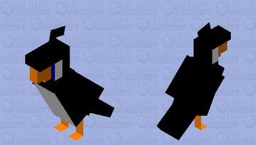Topper Minecraft Mob Skin