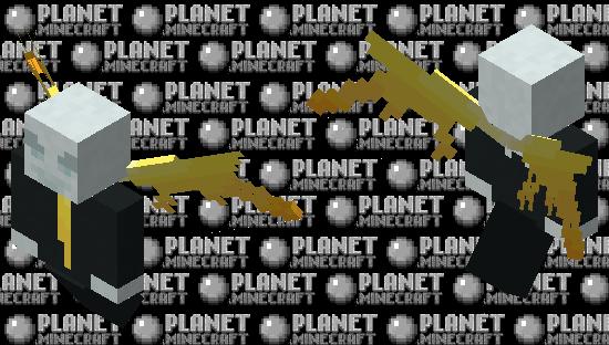 Totem Vex Minecraft Skin