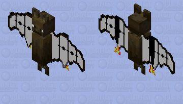 Bruno Tech-Wings Minecraft Mob Skin