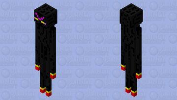 ENDERMAN BOSS! Minecraft Mob Skin
