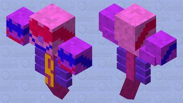 ~∂נ ωιтнєя~ Minecraft Mob Skin