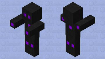 Endatran Minecraft Mob Skin