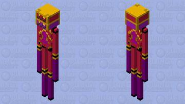 Trickmaster (Kingdom Hearts 1) Minecraft Mob Skin