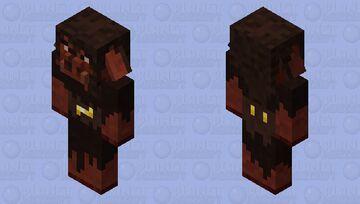Egocentric Piglin (𝕱𝖔𝖗𝖇𝖎𝖉𝖉𝖊𝖓 𝕾𝖔𝖚𝖑𝖘) Minecraft Mob Skin