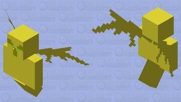 Totem Vex Minecraft Mob Skin