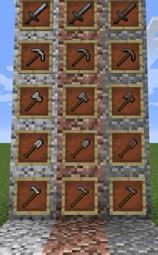 MetamorphicTools Minecraft Mod