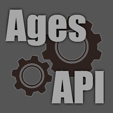 Ages API v1.0.1 Minecraft Mod