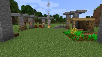 Stone age v1.2.1 [1.15.2, 1.16.3] Minecraft Mod