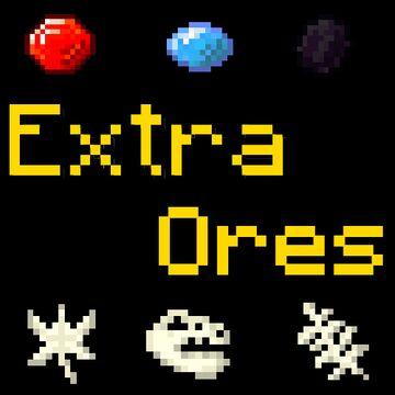 ExtraOres Minecraft Mod