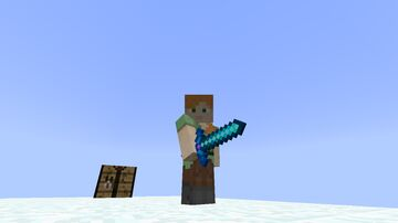 God Sword Mod Minecraft Mod
