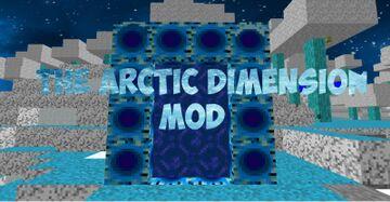Arctic Dimensions mod Minecraft Mod
