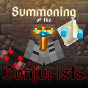 Summoning of the Conjurists Minecraft Mod